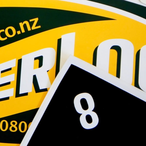 Self Adhesive Stickers printing services in Onehunga, Auckland