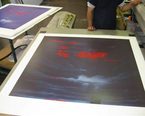 Shane Cotton - limited edition fine art prints