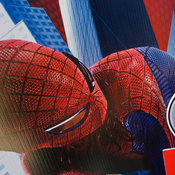 Corflute Print services in Onehunga, Auckland - Spiderman