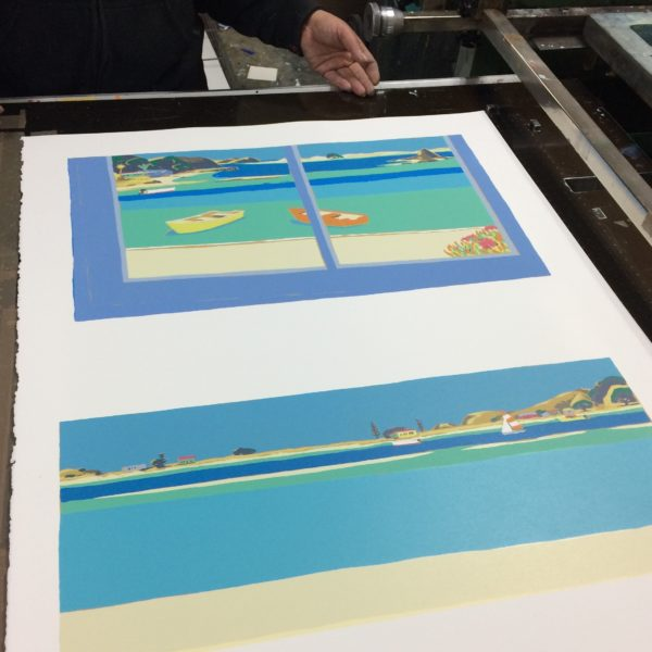 Tom Burnett artwork printing