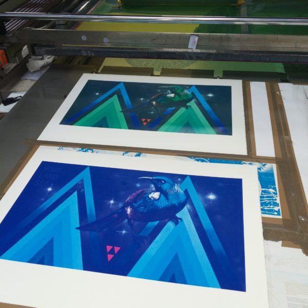 Charles and Janine Willams - fine art printing